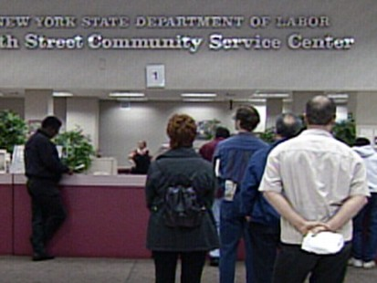 VIDEO: Jobs report expected to show job loss