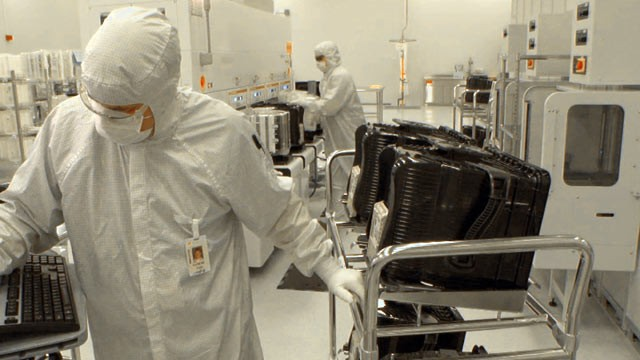 PHOTO: Global Foundries, which makes semiconductors, has helped breathe life into the small town of Malta in upstate New York with new jobs and training programs at area schools.