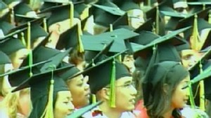 VIDEO: Tory Johnson offers tips for recent college graduates looking for work.