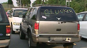 "VIDEO: The U.S. government invests a billion dollars to buy ""clunker cars."""