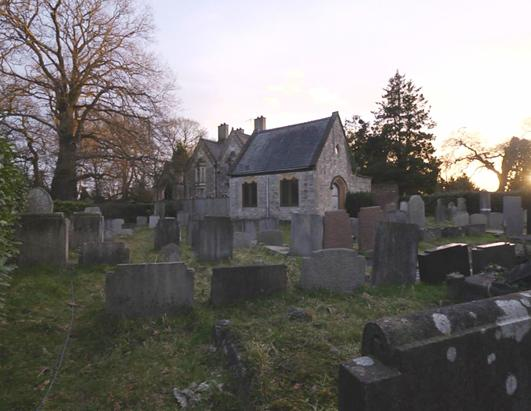 Cemetery Home
