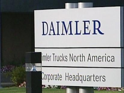 Daimler Plants Close