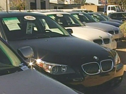 Video: Autodealers offering rare deals.