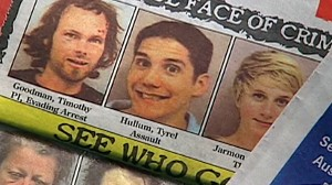 VIDEO: Busted! Magazine pokes fun at mug shots.
