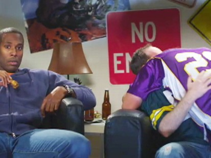 Video: CBS bans this dating website Super Bowl ad.