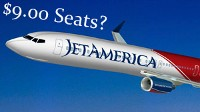 PHOTO JetAmerica will offer 9 dollar flights