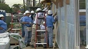 VIDEO: Habitat for Humanity renovates foreclosed homes