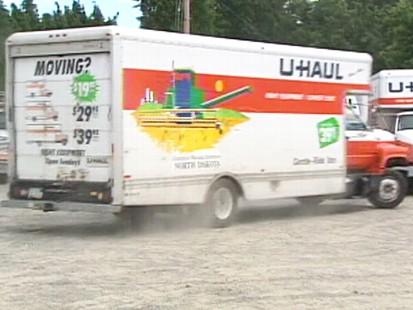 uhaul trucks