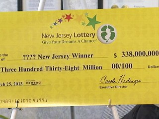 NJ Powerball Winner Validates Ticket