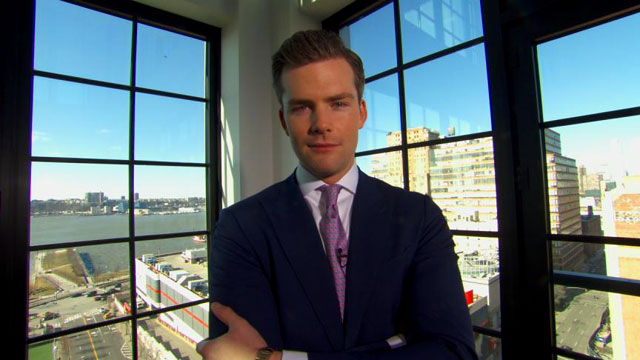"PHOTO: Ryan Serhant, seen here, is a top New York City real estate agent and a star of the hit reality show ""Million Dollar Listing New York."""