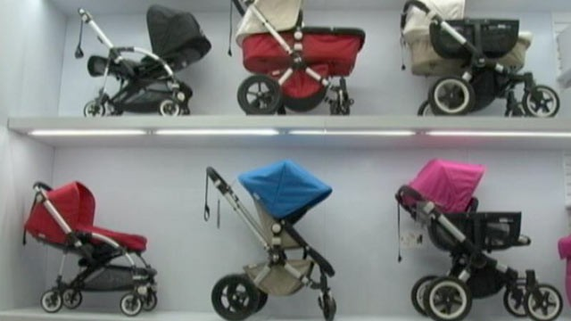"PHOTO: Bugaboo America President Kari Boiler says her business took off after she got the luxury stroller brand featured on an episode of ""Sex and the City."""