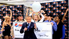 VIDEO: Drink companys spot features Regis Philbin.