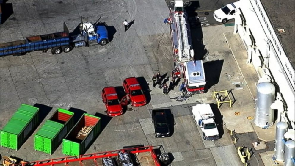 PHOTO: Tesla Motors says three employees have been injured after an aluminum casting press failed at its factory in the San Francisco Bay Area.