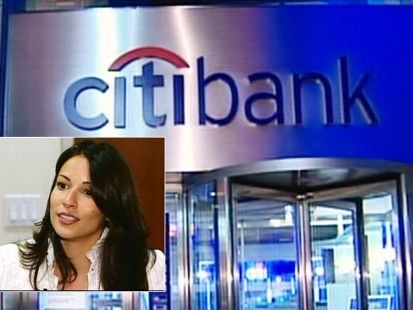 Video: Woman claims Citibank fired her because she is too pretty.
