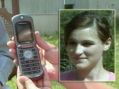 VIDEO: Cell phone company cuts off womans service, citing abuse of unlimited plan.