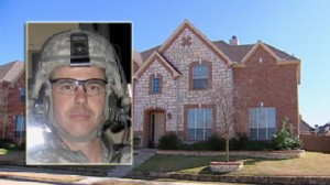 VIDEO: Soldier argues his homeowners association violated law by selling his house.