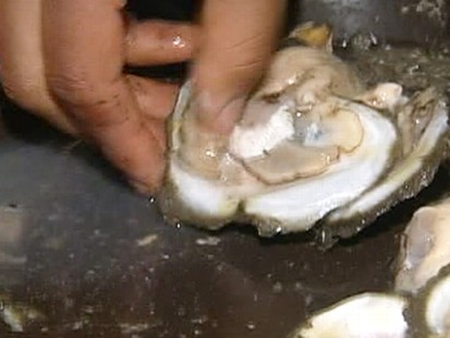 VIDEO: Environmental experts say the oil spills impact on seafood could be severe.