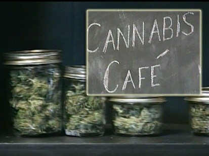 VIDEO: Cannabis Cafe in Portland, Oregon serves up medicinal marijuana.