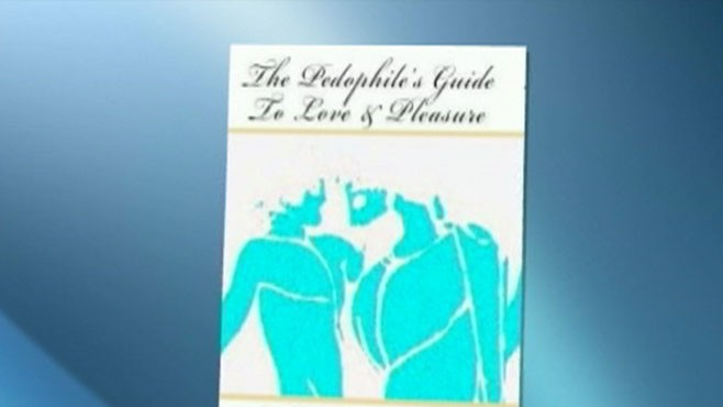 VIDEO: Amazon decides to continue sales of Pedophile's Guide to Love and Pleasure.