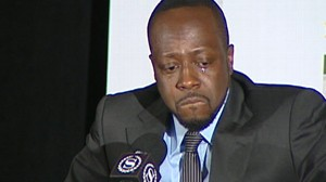 VIDEO: Rapper Wyclef Jean on Haiti relief and reports about his foundations spending.