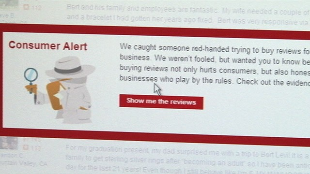 PHOTO: Yelp consumer alert