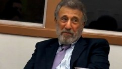 VIDEO: George Zimmer releases statement following his termination as executive chairman.