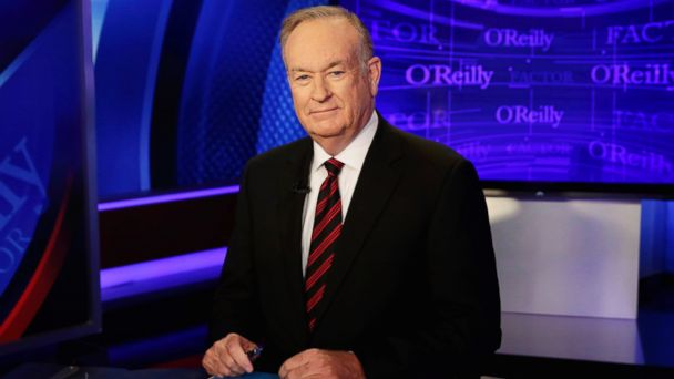 PHOTO: Bill O'Reilly of