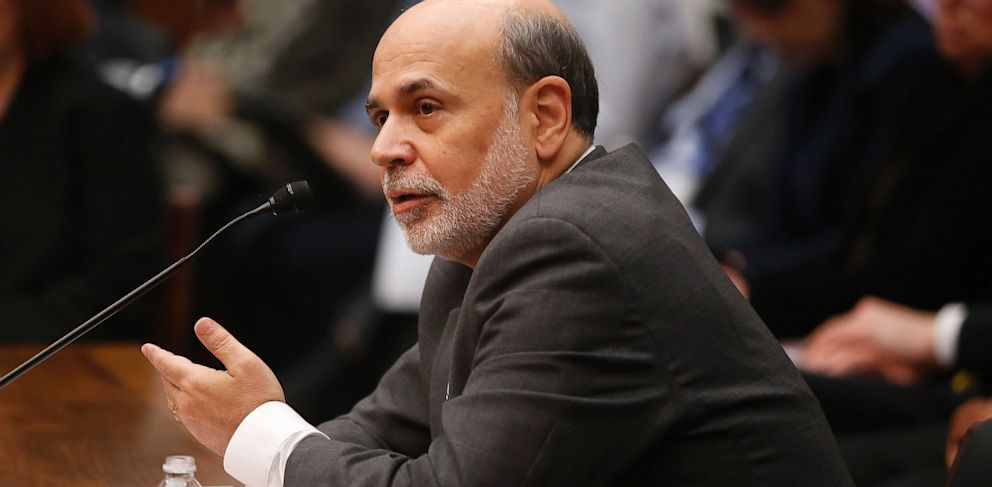 PHOTO: Chairman of the Federal Reserve Ben Bernanke testifies before the House Financial Services Committee on Capitol Hill in Washington on July 17, 2013.