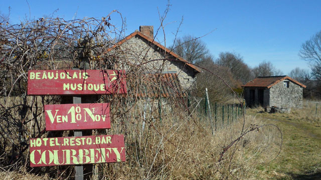 PHOTO: In this photo taken Feb. 28, 2012, the French village of Saint Nicolas Courbefy, in Limousin, a region in central France, is seen for sale. The entire hamlet carried an asking price of just $440,000, the cost of a studio apartment in Paris.