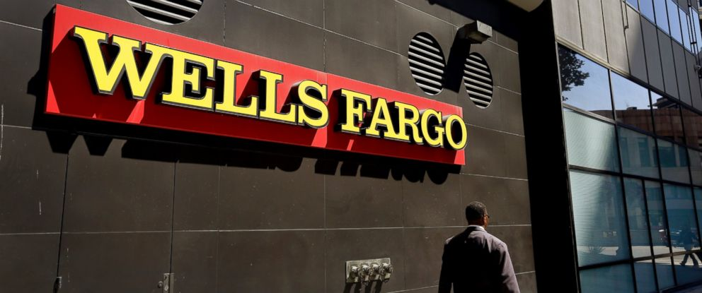 PHOTO: Regulators announced, Sept. 8, 2016, that Wells Fargo is being fined $185 million for illegally opening millions of unauthorized accounts for their customers in order to meet aggressive sales goals.