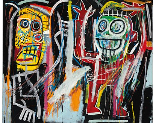 Basquiat Painting Sold
