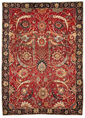 Carpet Auctioned for $33.7 Million