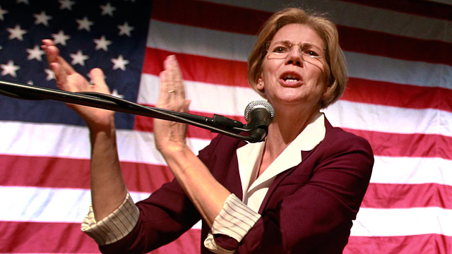 PHOTO: Democratic candidate