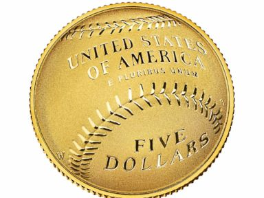 U.S. Mint's First Curved Coin Is No Optical Illusion