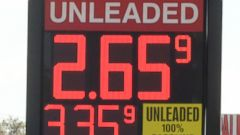PHOTO: The price of regular gasoline dropped to $2.659 per gallon at the Hi Tech Fuels station on Brainerd Road and other stations in Chattanooga, Tenn., on Oct. 21, 2014.