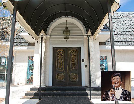 Liberace's Las Vegas Home Sold