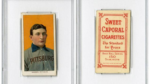 Rare Baseball Card Sold for $2M