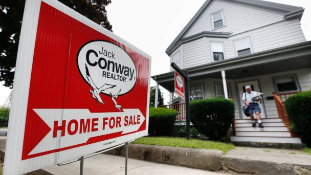 ap housing report jc 140828 16x9 608 Home Sales Bouncing Back When Economy Needs It Most