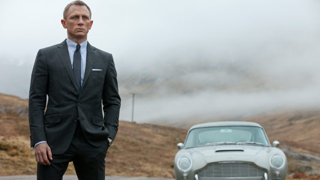 PHOTO: James Bond Skyfall