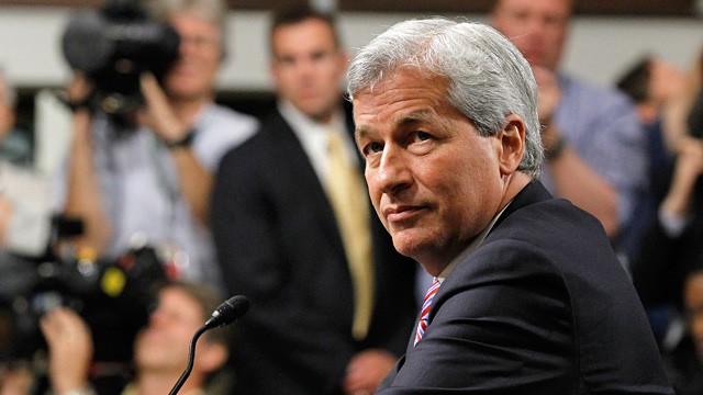 PHOTO: Jamie Dimon