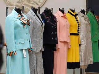 Photos: 'Iron Lady' Power Suits Sell