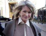 PHOTO: Martha Stewart arrives at New York State Supreme Court in New York, March 5, 2013.