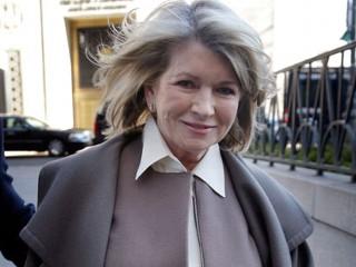 Martha Stewart Testfies in Court