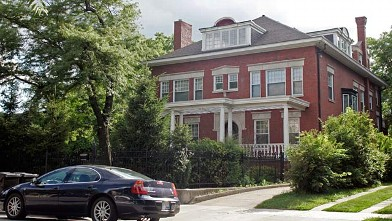 PHOTO: The Obamas Chicago home