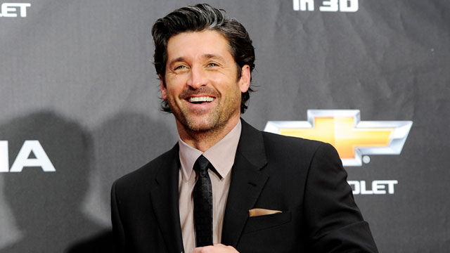 "PHOTO: Patrick Dempsey attends the ""Transformers: Dark Of The Moon"" premiere in Times Square in New York, June 28, 2011."
