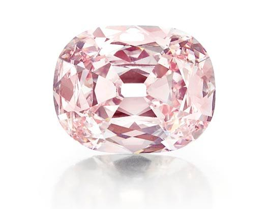 Pink Diamond Sells for $39.3 million