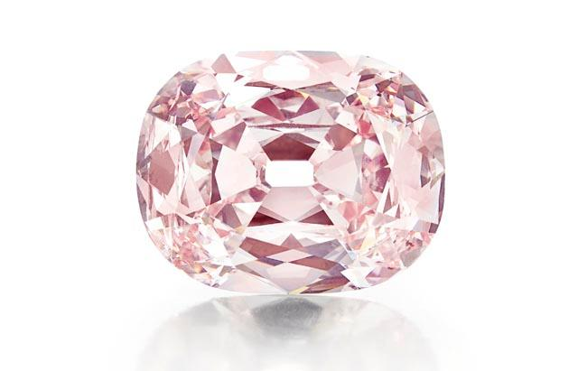 Rare Pink Diamond Sells for $39.3M