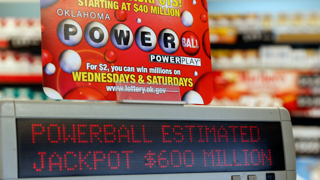 Calif. Powerball Sales Drive Up Jackpot