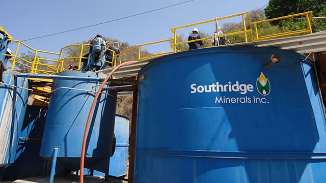 PHOTO: Southridge Minerals