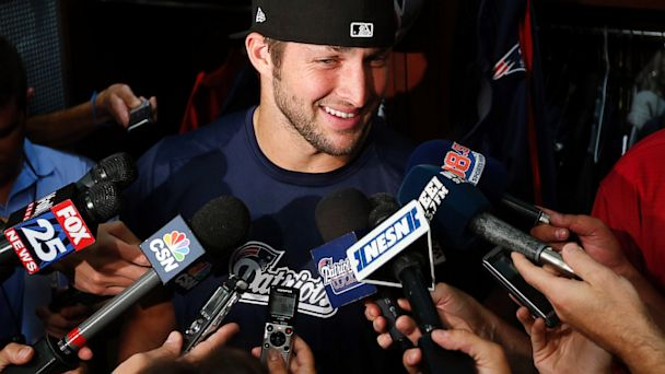 ap tim tebow kb 130910 16x9 608 Instant Index: Tim Tebow Offered a Job